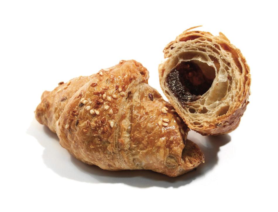 Mini croissant slivka image2
